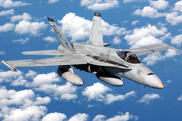 FA18 Hornet
