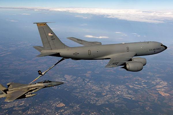 F15 Refueling